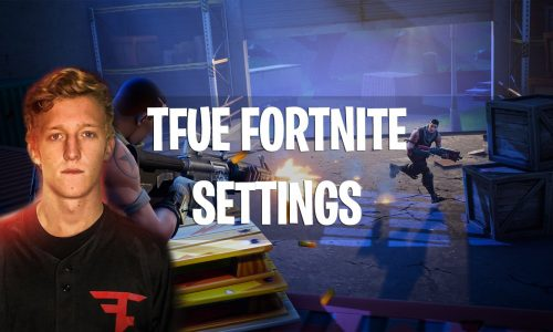 FaZe Tfue Fortnite Settings