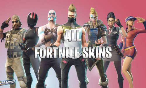 All Fortnite Skins & Cosmetics