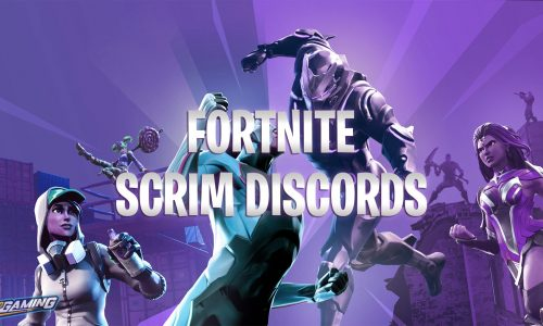 Discords with Fortnite Pro Scrims & Snipes