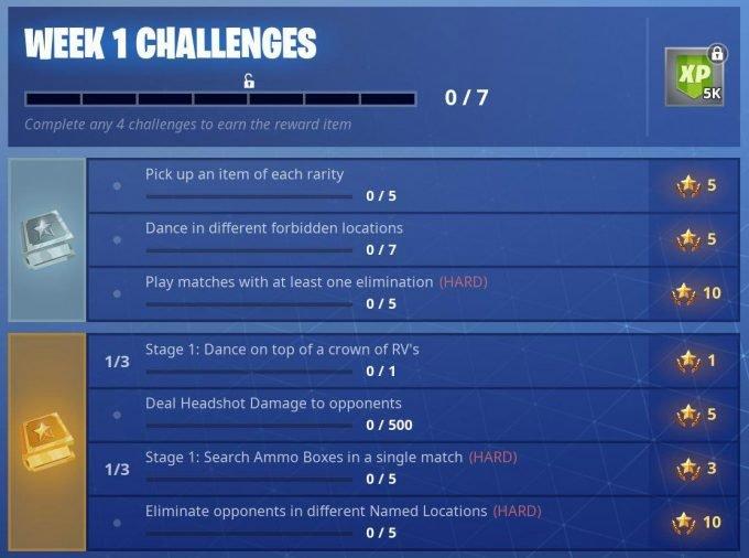 Fortnite-Challenges-Season7-Week1