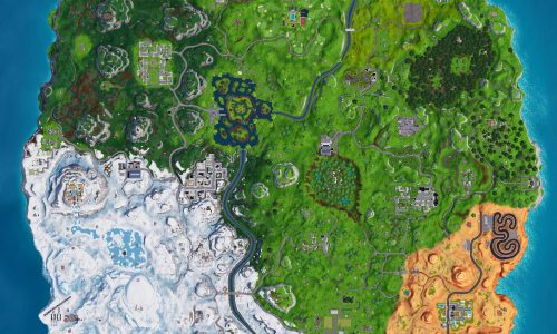 Fortnite Season 7 Map Download
