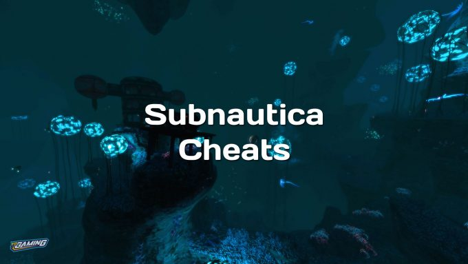 Subnautica Cheats and Cheat Codes