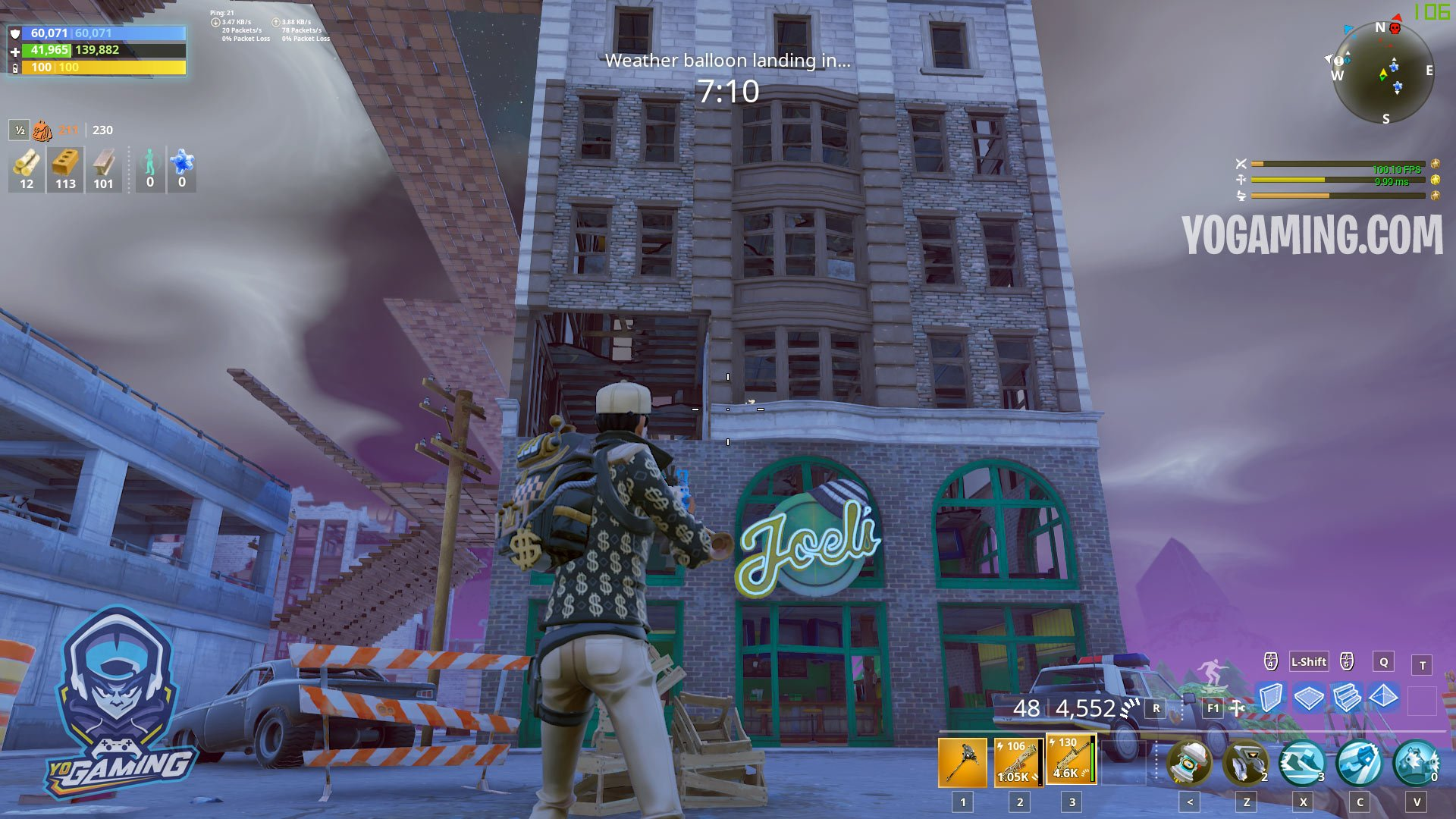 How To Find Joel S Pub In Fortnite Save The World Yogaming Com