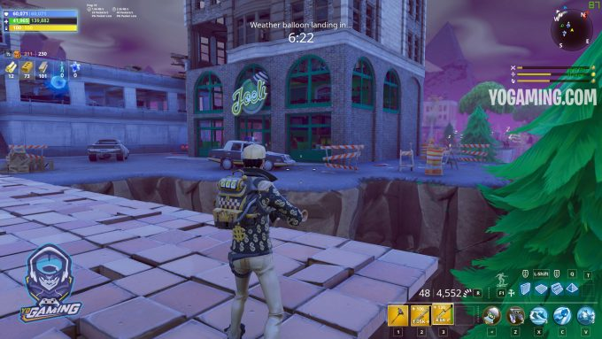 How to find Joel's Pub location Fortnite Save the World