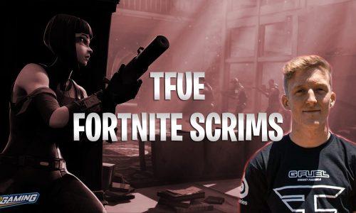 Tfue Fortnite Scrim Discord
