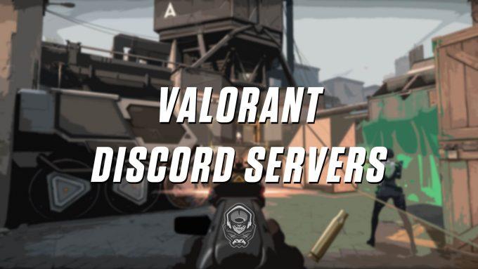 VALORANT Discord Servers