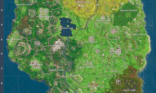 Fortnite Map 2.0
