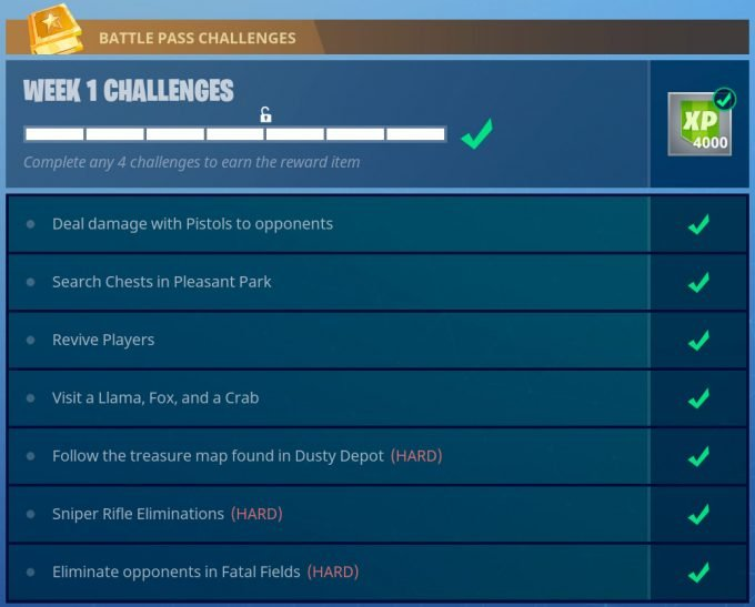 fortnite-s3-w1-challanges-guide